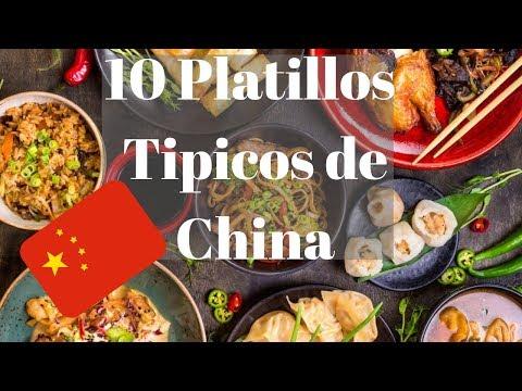 10 platillos tipicos de la comida china