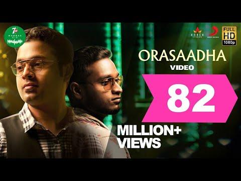 7up Madras Gig Orasaadha Official Lyrics Video Vivek Mervin