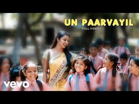 Un Paarvayil Video  Anirudh, Vivek Siva