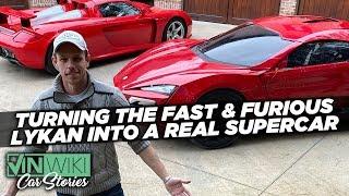 The Fast & Furious Lykan build plan by Genius Garage