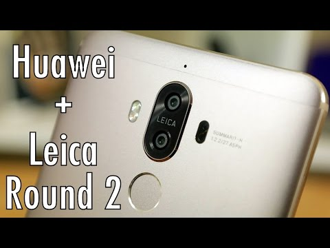 Huawei Mate 9 Real Camera Review: Second generation Leica dual camera!