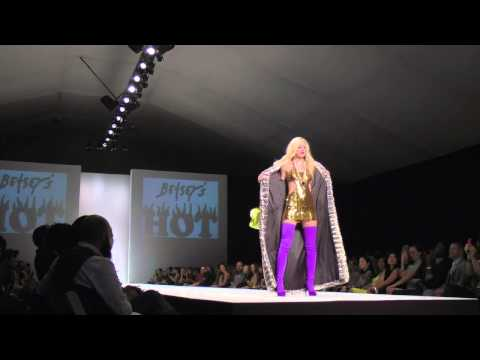 Betsey Johnson Fashion Show