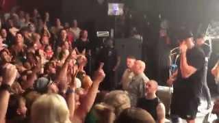 Beatsteaks - Hand in hand - 10.08.2014 - Markthalle Hamburg - Creep Magnet Club Tour 2014
