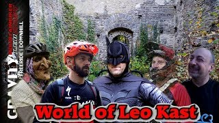 WORLD OF LEO KAST - Kompletter Film + FOLGE #5 | Outtros & Stürze | Das verrückteste MTB Video