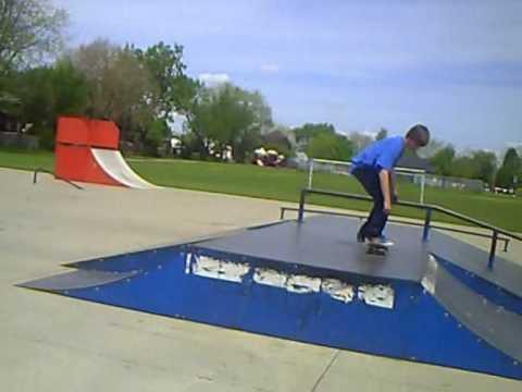 atkinson Skatepark daytage