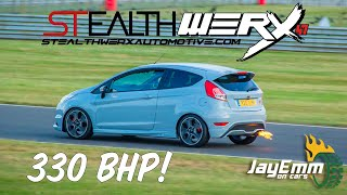 Ford Fiesta ST Tuning Stages Demystified - Driving a STealthwerx Stage 3 Mk7 ST (330bhp!)
