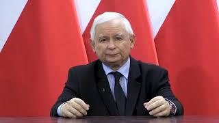 Kaczyński: Trzeba wygrać wojnę ze skrajną lewicą.