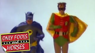 YouTube e-card ComedyAtChristmas Watch more BBC Christmas Comedy Greats Del Boy and Rodney dressed as Batman