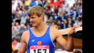 Torsten Voss- High Jump 212cm