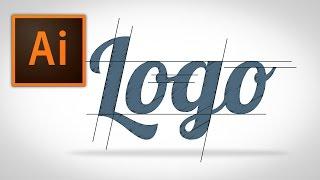 לוגו באילוסטרטור
