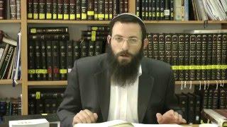 75 הלכות שבת או''ח סימן שמ סע' ו-יב הרב אריאל אלקובי שליט''א