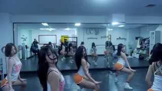 위글위글 안무 연습(WiggleWiggle Dance)