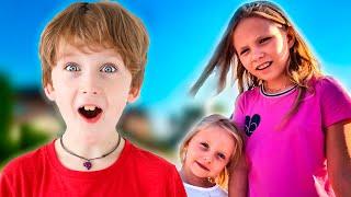 Илья УЗНАЛ ПРАВДУ о Николь и Алисе! ЧТО ТЕПЕРЬ будет? Для детей kids children