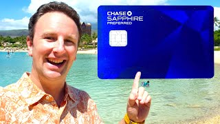 Chase Sapphire Preferred: Best Credit Card for Occasional Travelers