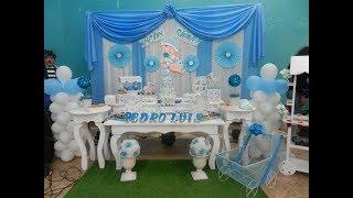 2018 - Decoracion Baby Shower - Candy  Bar - Eventos