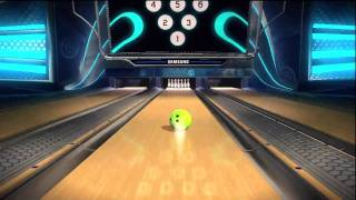 XBOX Kinect Bowling