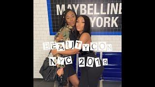 BEAUTYCONNED? BeautyCon 2019 NYC || AALIYAHJAY ||CARDI B?||