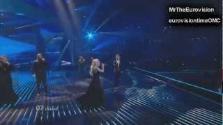 ICELAND: Greta Salóme & Jónsi - Never Forget (Eurovision 2012)