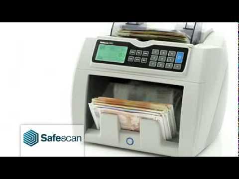 Safescan 2665 Contador / Detector de billetes