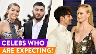 Pregnant Celebrities 2020: Stars Expecting A Baby This Year |⭐ OSSA