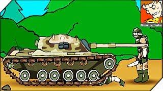 НОВЫЕ БИТВЫ - Игра Age of war Generals прохождение # 1