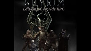 Дополнительный Трейлер The Elder Scrolls V Skyrim Edition of Worlds RPG