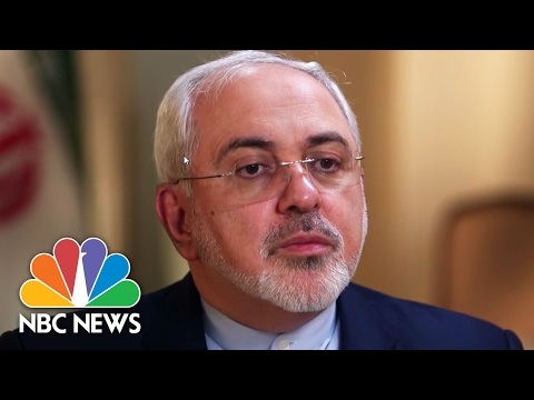 Iran's Foreign Minister Javad Zarif Full Interview With Richard Engel | NBC News