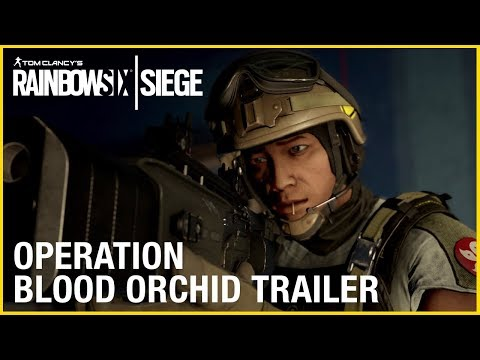 Rainbow Six Siege: Operation Blood Orchid | Trailer | Ubisoft [US]