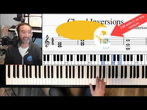 quick tutorial on chord inversions.