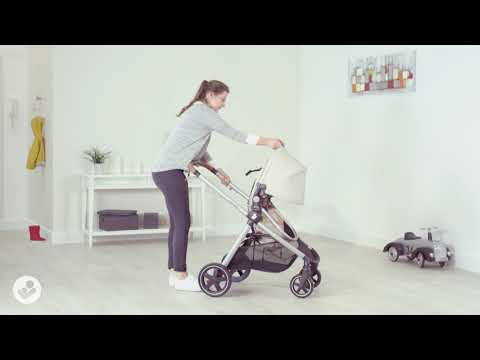 Maxi-Cosi Zelia Stroller Video - How to fold?