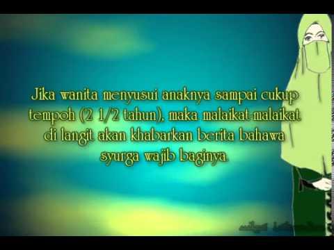 Video Ciri-Ciri Wanita Solehah