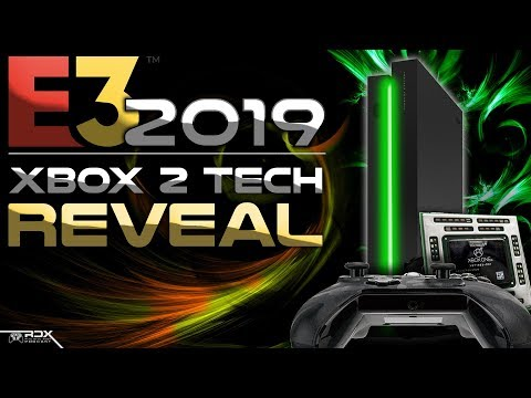 NEW E3 2019 News! Next Gen Xbox 2 Tech & New Xbox Console Revealed! Xbox Games, March Xbox Game Pass