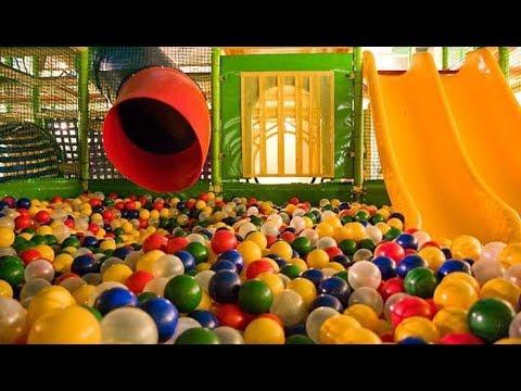 Открыть детскую игровую комнату / Бизнес идея с быстрой окупаемостью