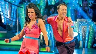 Susanna Reid & Kevin dance the Salsa to 'Move Your Feet' - Strictly Come Dancing: 2013 - BBC One