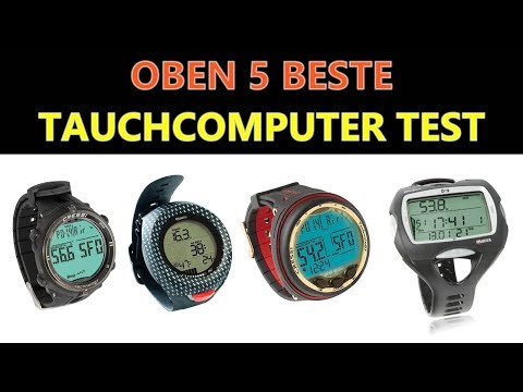 Beste Tauchcomputer Test 2018