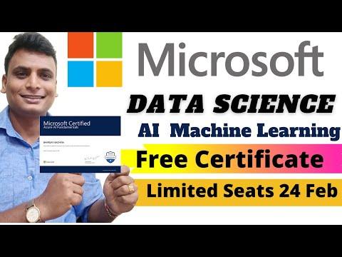 Microsoft AI Classroom Series 2021 Artificial Intelligence Machine ...