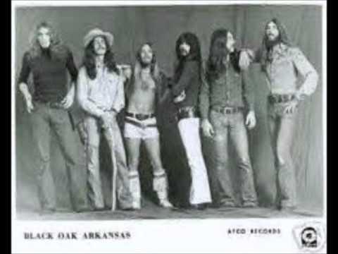 Black Oak Arkansas  Hot Rod Raunch 'n' Roll Live