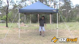 OZtrail Deluxe Gazebo Features & Benefits