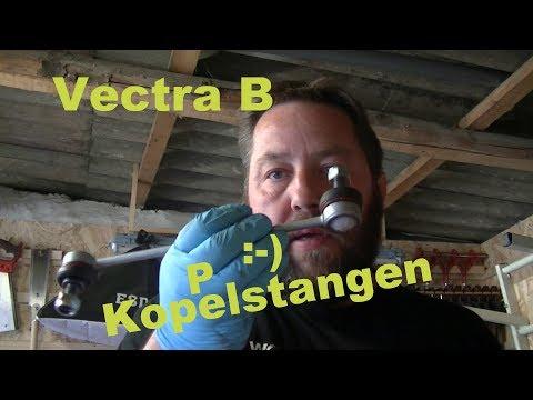 Opel Vectra b Koppelstangen wechseln Reparatur