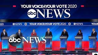 ABC News Democratic Debate: Moments that mattered | ABC News