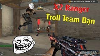 2 Thanh Niên Lầy Sử Dụng 2 Ranger Troll Team Cực Hài - Rùa Ngáo