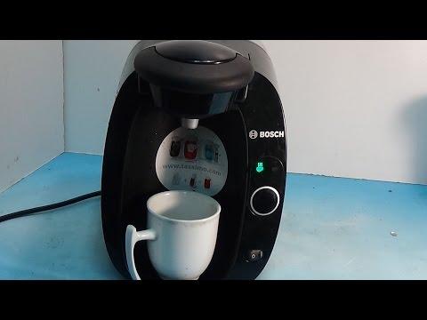 Ремонт капсульной кофеварки Bosch
