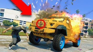 THIS SIMPLE TRICK WILL MAKE YOUR INSURGENT 10X BETTER! | GTA 5 THUG LIFE #237