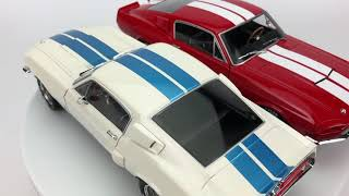 Solido Ford Shelby Mustang GT500