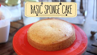 how to make tasty eggless vanilla cake