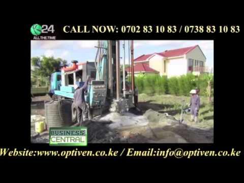 Mr. George Wachiuri (Optiven Limited) on Venture Watch K24