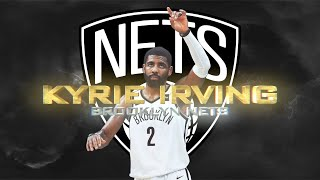 "KYRIE IRVING BAGUETTES IN THE FACE ""NETS HYPE"" MUSTERD NBA MIX ᴴᴰ