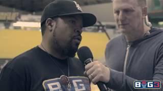 BIG3: Ice Cube & Gary Payton hit the court