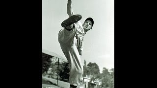Carl Hubbells 5 Consecutive Strikeouts   1934 MLB All Star Game
