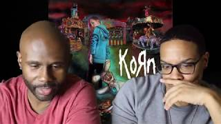 Korn - A Different World Feat. Corey Taylor (REACTION!!!)